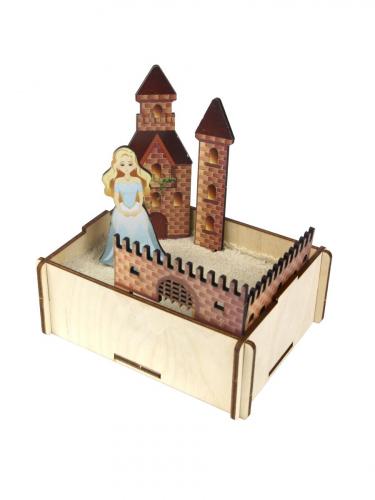 Набор для песка «Замок», 143202