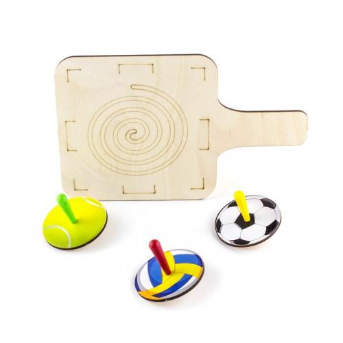 Настольная игра «Волчок. Спорт», 136105