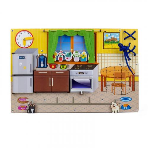 Бизиборд «Кухня», 112301
