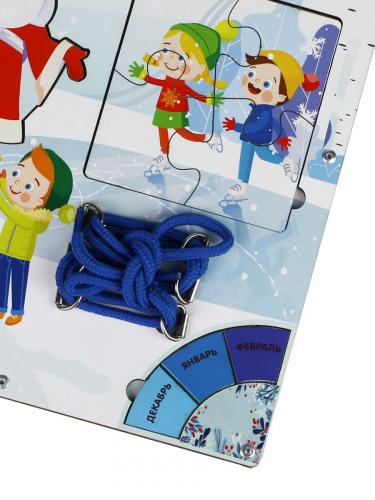 Бизиборд «Зима»,112308