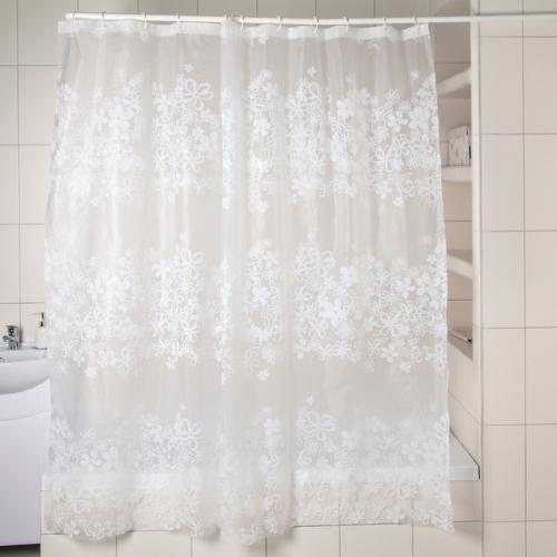 Штора для ванной 180×180 см
