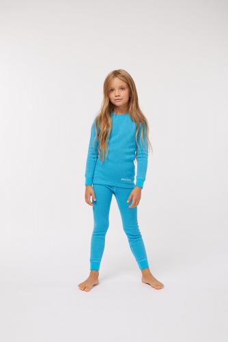 950р. 2040р. Комплект для девочек футболка с длинным рукавом + леггинсы