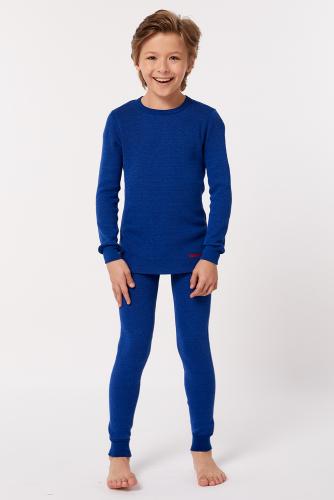 960р. 2040р. Комплект для мальчиков футболка с длинным рукавом + кальсоны