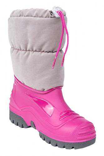 Сапоги #160907Розовый