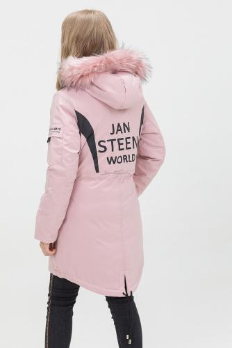 Парка для девочек, (био-пух) JAN STEEN