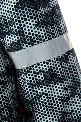 Комбинезон #238913Черный, серый