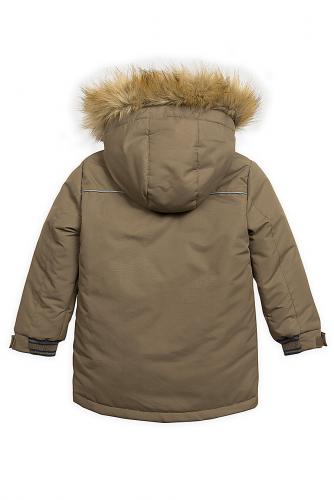 Куртка #96567Коричневый