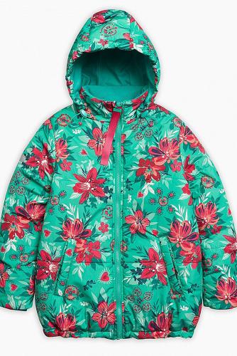 Куртка #116951Изумрудный