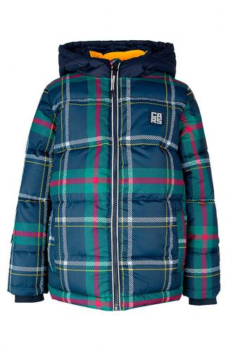 Комплект (Куртка+Полукомбинезон) #238983Темно-синий