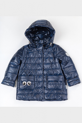 Куртка #166176Синий