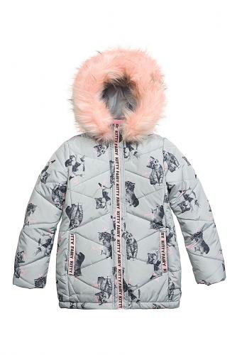 Куртка #97101Серый