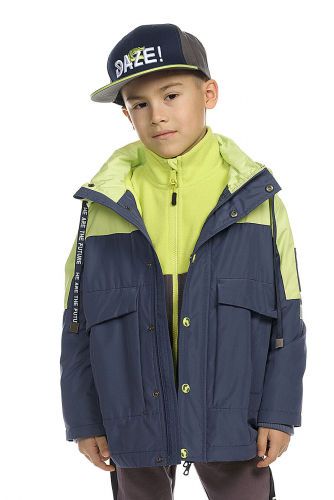 Куртка #174404Темно-серый