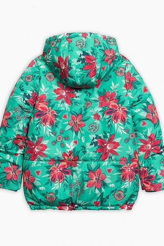Куртка #116944Изумрудный