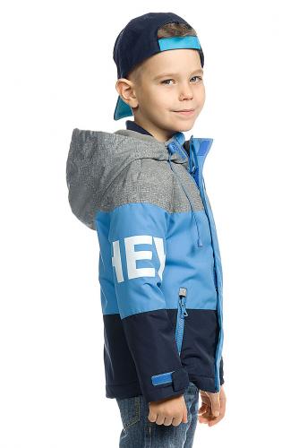 Куртка #174396Синий