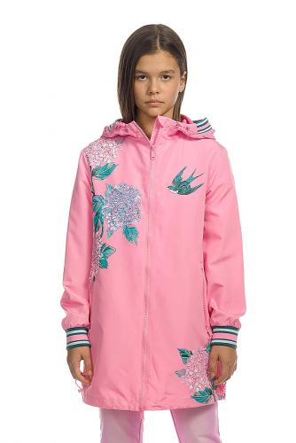 Куртка #175280Розовый