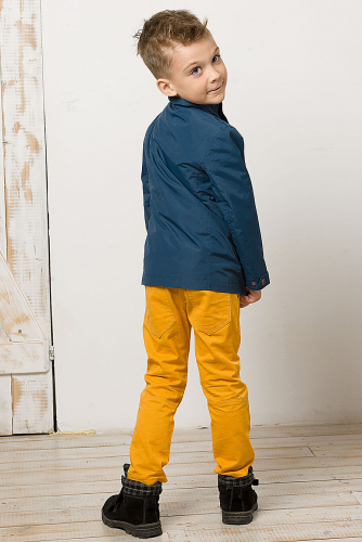 Куртка #90710Морская волна