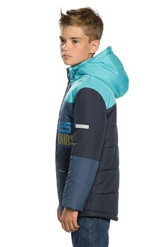 Куртка #146112Темно-синий