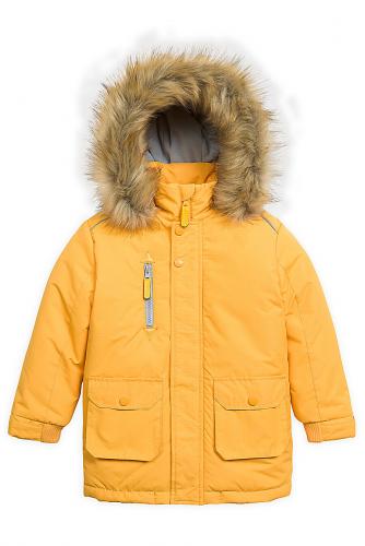 Куртка #96562Оранжевый