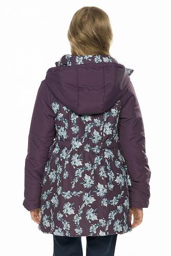 Куртка #233165Фиолетовый