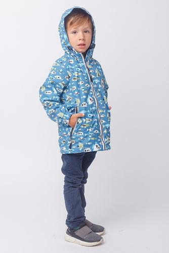 Комплект (Полукомбинезон+Куртка) #166072Мультиколор