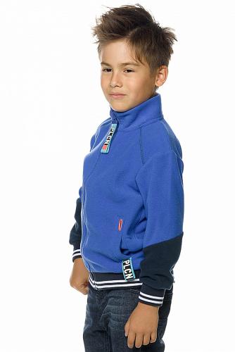 Куртка #230636Синий