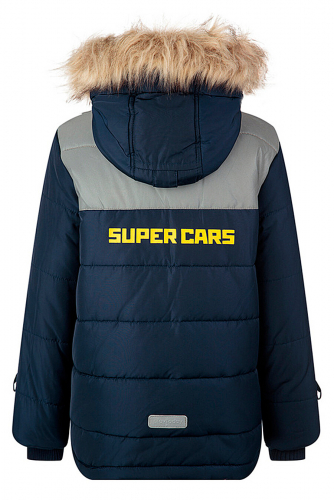 Куртка #238655Тенмо-синий