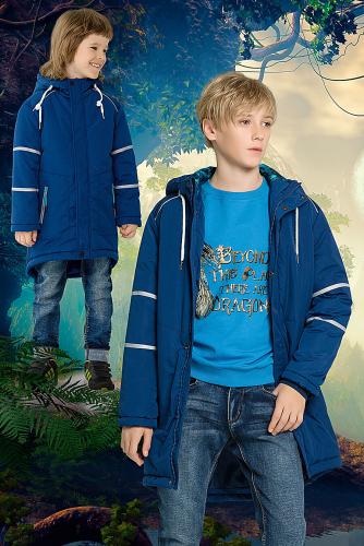 Куртка #96587Синий