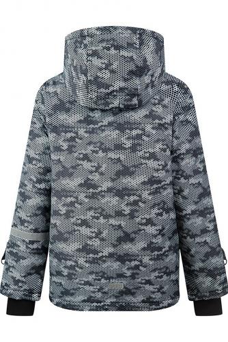 Комплект #233975Черный, серый