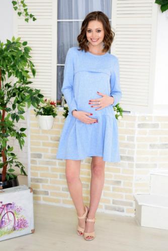 Платье для беременных и кормящих Код товара: 1972
