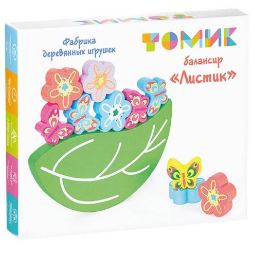 Балансир ТОМИК Листик