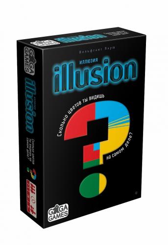 Настольная игра GAGA GAMES Иллюзия (Illusion)