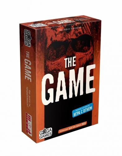 Настольная игра GAGA GAMES Игра (The Game)
