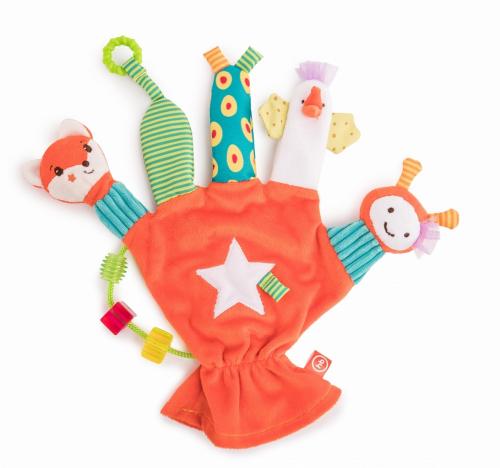 Игрушка HAPPY BABY перчатка