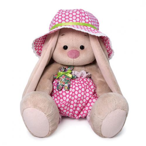 Мягкая игрушка BUDI BASA Зайка Ми с мишкой 23 см