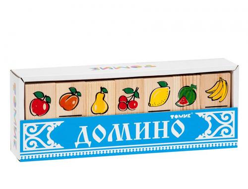 Домино ТОМИК Фрукты-ягоды