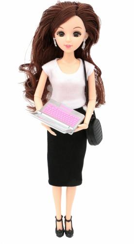 Кукла FUNKY TOYS Эмили бизнес-леди
