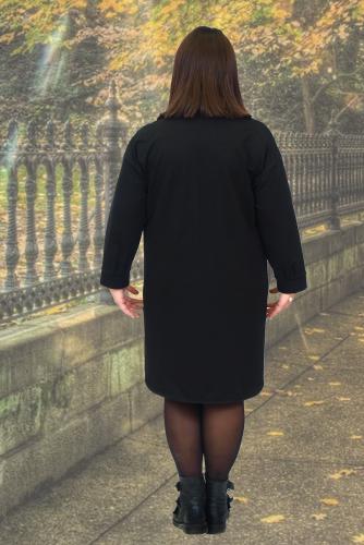 Платье-рубашка 19018