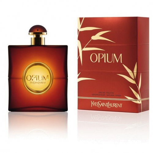 YSL Opium жен т.д 50мл