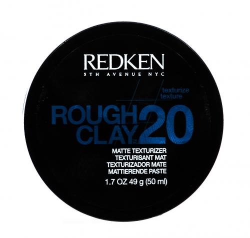 РЕДКЕН Раф Клэй 20 пласт текстур глина с матов эфф - 50мл