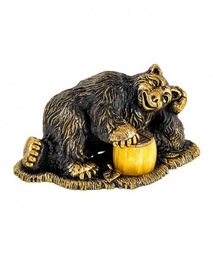Медведь Барин без подставки 2086.1