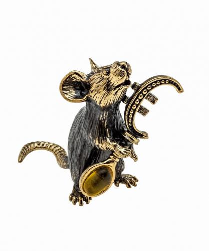 Мышь с ложкой Евро без подставки 1101.1