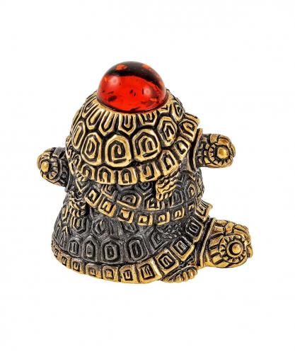 Наперсток Черепаха трио 1874
