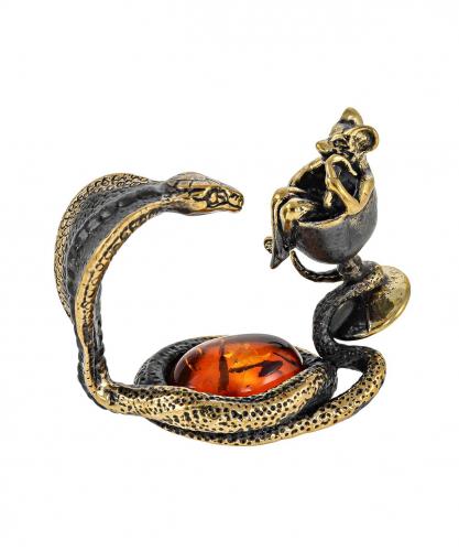 Змейка с мышкой 318