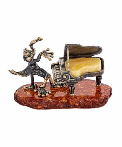 Лягушка с роялем 1773