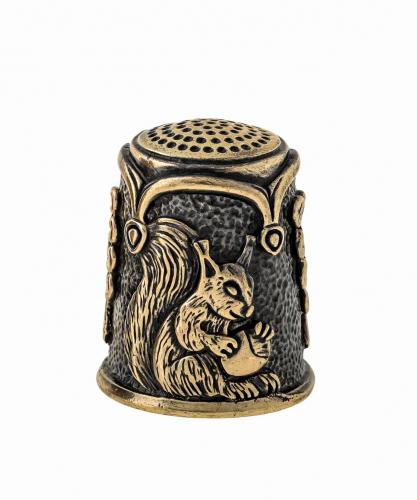 Наперсток Белочка с орешками 1519.1