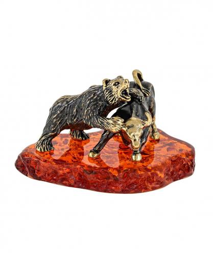 Медведь и бык 2695