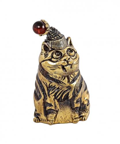 Колокольчик Кот в шапке 1820.1
