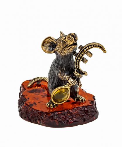 Мышь с ложкой Евро 1101