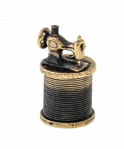 Наперсток Швейная машинка с магнитом 1488