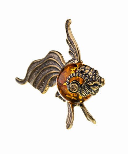 Рыбка Петушок 492